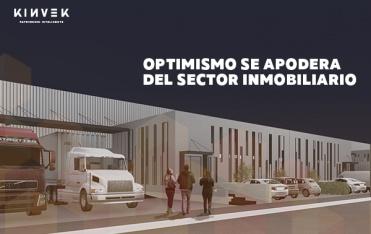 OPTIMISMO SE APODERA DEL SECTOR INMOBILIARIO